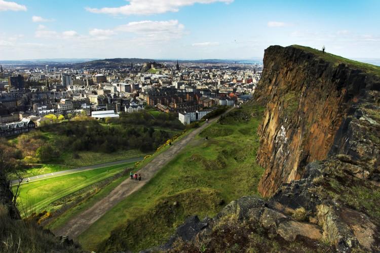 Arthur U0026 39 S Seat Edinburgh
