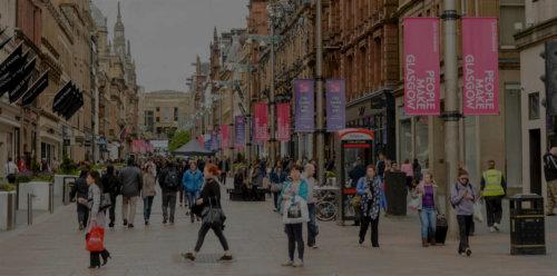 Glasgow Shopping