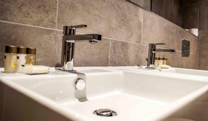 Blythswood Apartments Glasgow Bathroom