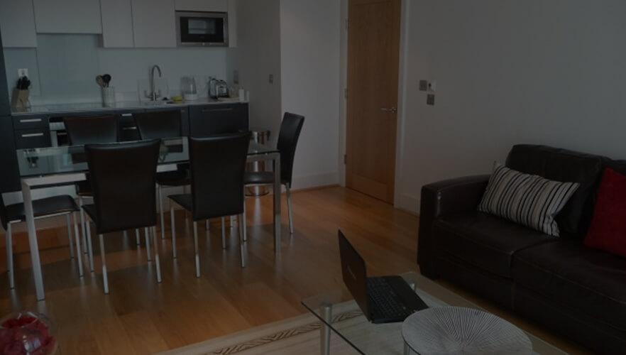 Dreamhouse London Vauxhall Living Area