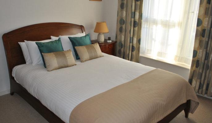 Edinburgh Holyrood Bedroom
