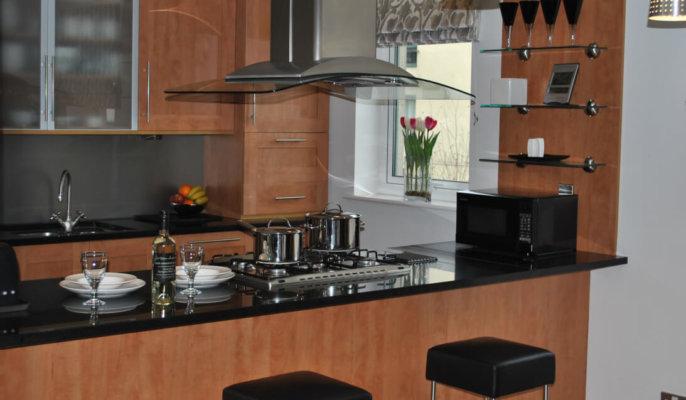 Edinburgh Holyrood Kitchen