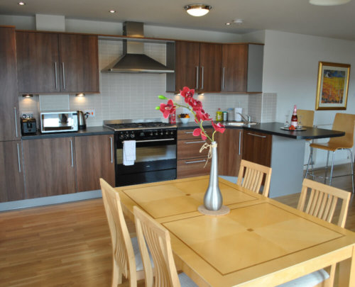 Edinburgh West Tollcross Kitchen/Dining