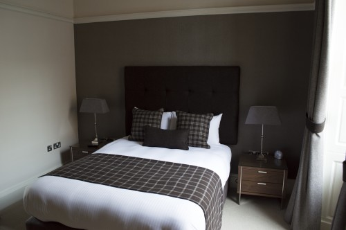 Glasgow Blythswood Bedroom