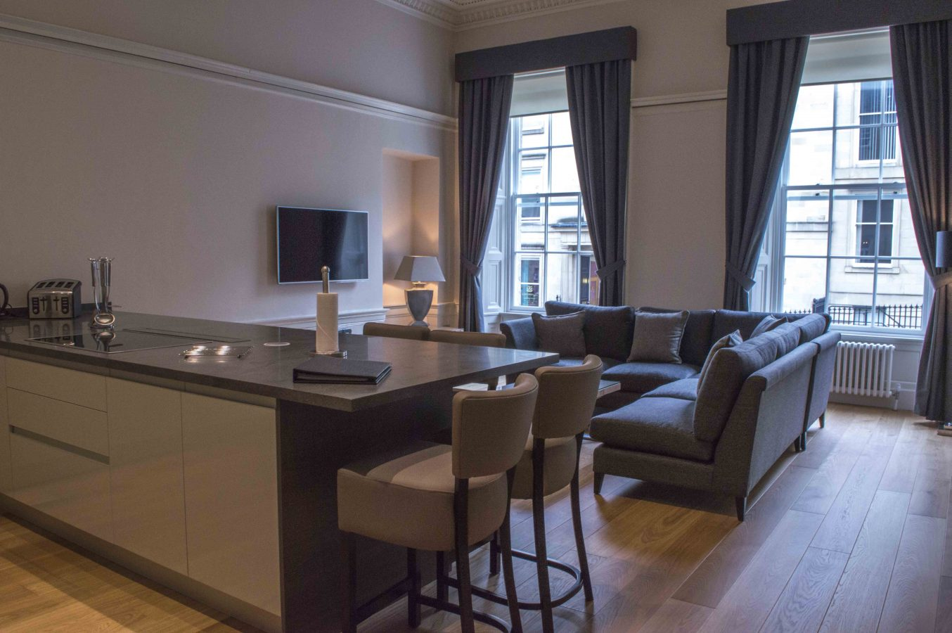 Serviced Apartments In Glasgow City Centre Dreamhouse Blythswood