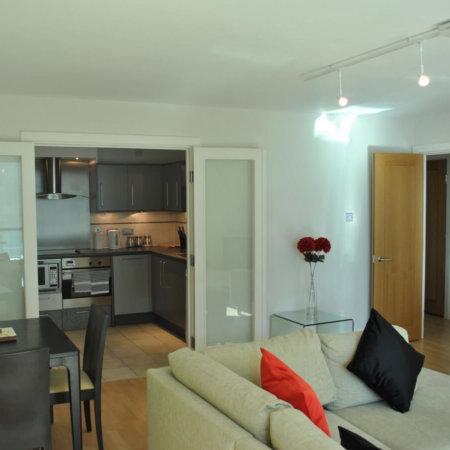 Vauxhall Apartments, London