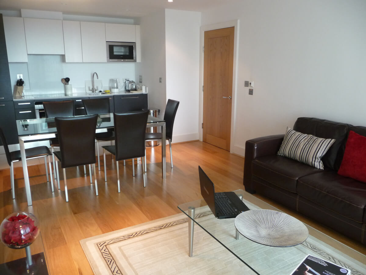 London Vauxhall Living Room