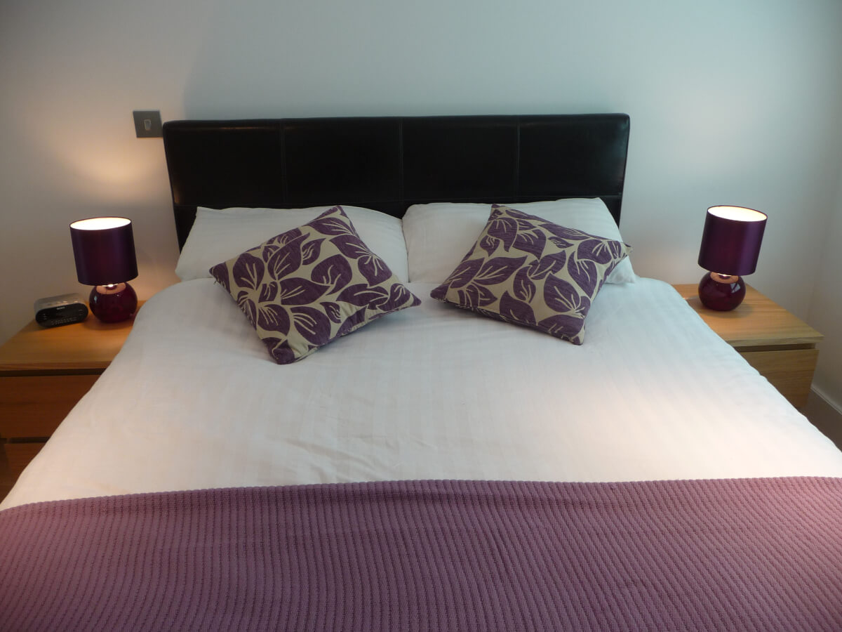 London Vauxhall Bedroom