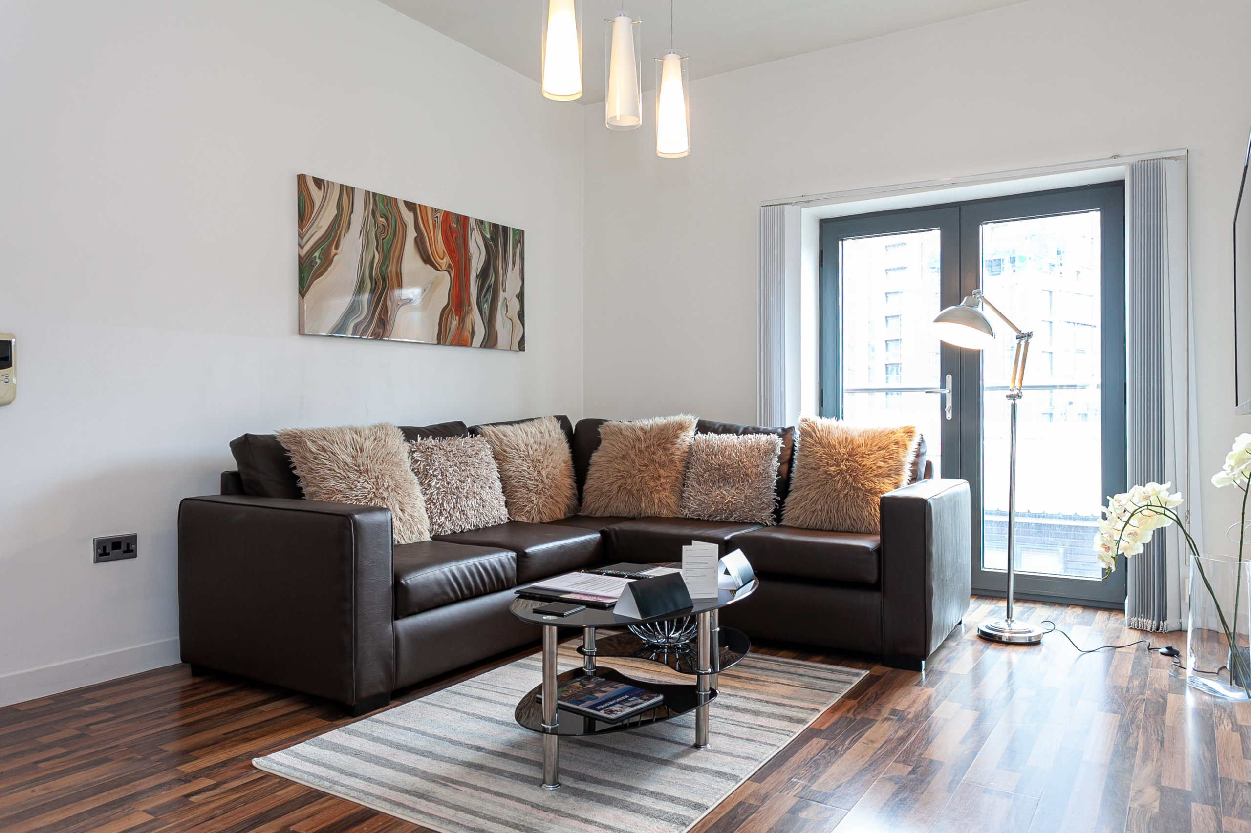 City West Serviced Apartments in Manchester by Dreamhouse