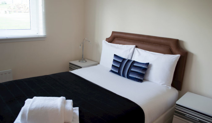 Craigieburn Park Serviced Apartments Bedroom
