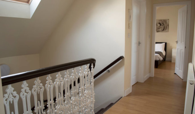 Great Northern Road Serviced Apartments Hallway