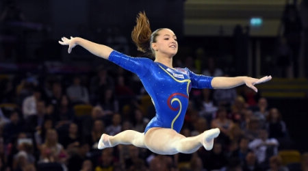 Glasgow plays host to the 2015 World Gymnastics Championships
