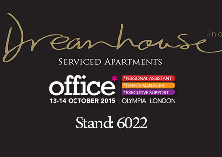 Dreamhouse Apartments @ office 2015