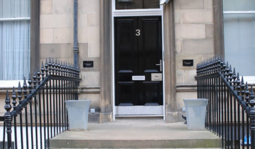 Serviced Apartments Edinburgh Rothesay Exterior