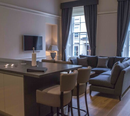 Blythswood Apartments, Glasgow