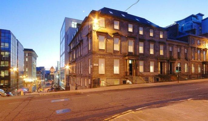 St Vincent Street Apartments