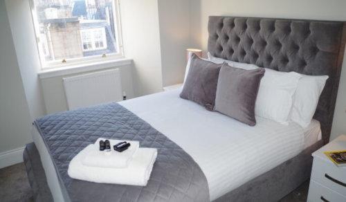 Saint Vincent Street Apartments Glasgow Bedroom 3