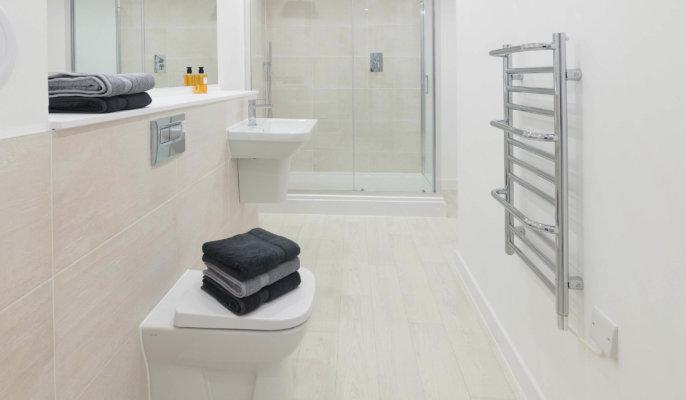 Glasgow Candleriggs Bathroom