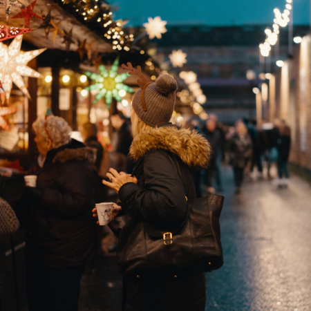 Christmas Markets in Manchester, Glasgow and Edinburgh