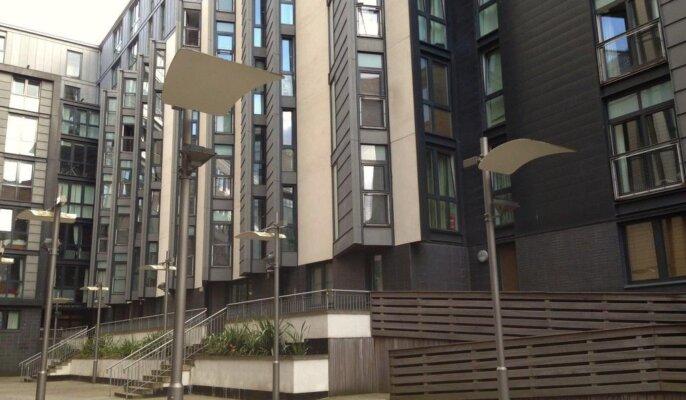 Oswald Apartments, Glasgow - Dreamhouse Apartments